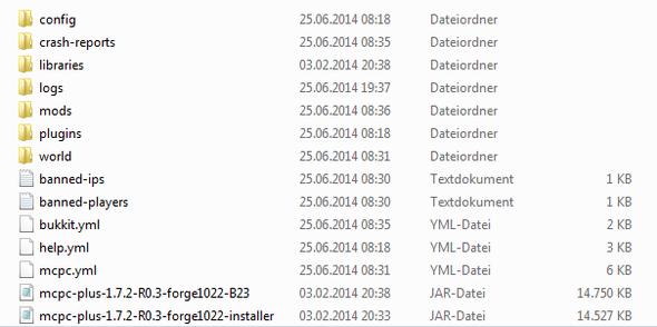 Bild 2 - (Server, Mods, bukkit)