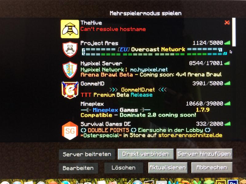 Minecraft Spielen Deutsch Minecraft Server Erstellen Gute Frage Bild - Minecraft server erstellen gute frage