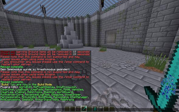 Alle PL - (Minecraft, Minecraft-Server)