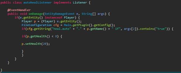 Minecraft Spigot Warum Funktioniert Der Code Nicht Computer - Minecraft spielerkopfe bekommen