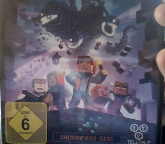 so sieht die Hülle aus - (Minecraft, Mode, Story)