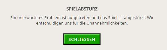 Absurz - (Computer, Minecraft, Absturz)
