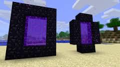 Netherportal - (PC, Spiele, Minecraft)