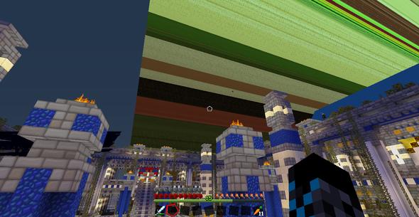 Bild 2 - (Minecraft, Bug, grafikfehler)