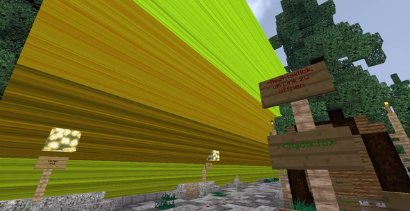 Bild 6 - (Minecraft, Bug, grafikfehler)