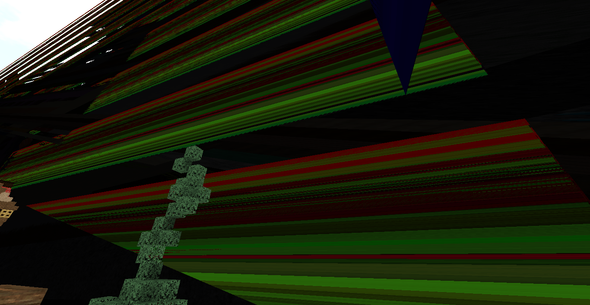Bild 7 - (Minecraft, Bug, grafikfehler)