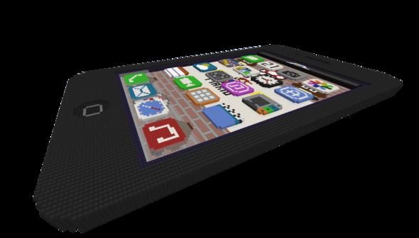 Iphone (seite) - (Minecraft, iPhone, Urheberrecht)