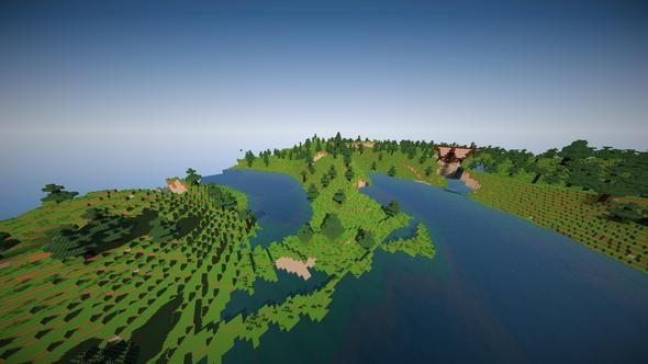 Minecraft World Generator Wie Funktioniert Das Genau Technik - Minecraft spiele youtube