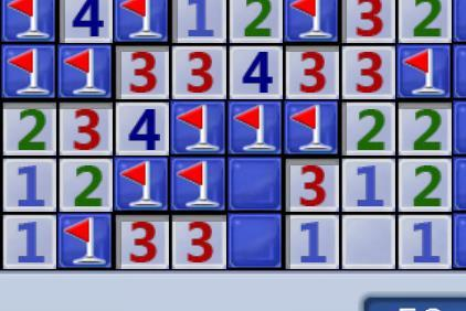 Minesweeper - (Games, Minesweeper)