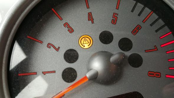 Mini One Was Bedeutet Diese Kontrolleuchte Im Auto Technik