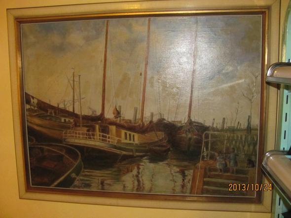 Mir Unbekannter Künstler (Malerei, Gemälde, Kunstgeschichte