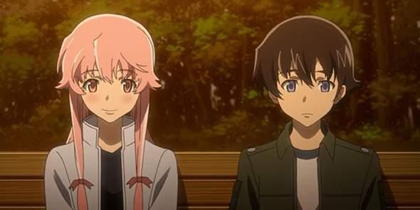 Mirai Nikki Anime Meinung?
