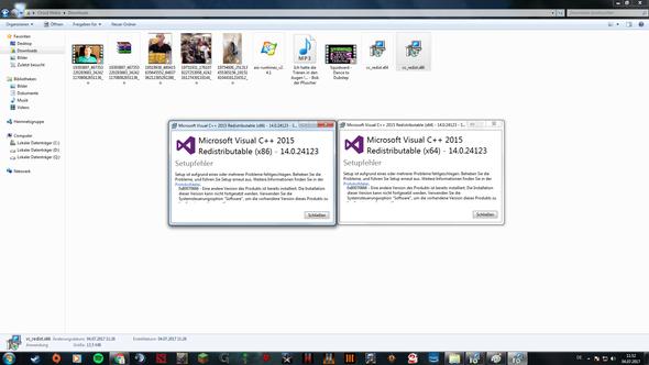 Der Fehler  - (PC, Software, Microsoft Visual c)