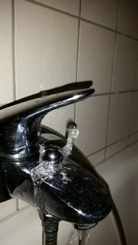 Mischbatterie defekt? (Haushalt, Badezimmer, Sanitär)