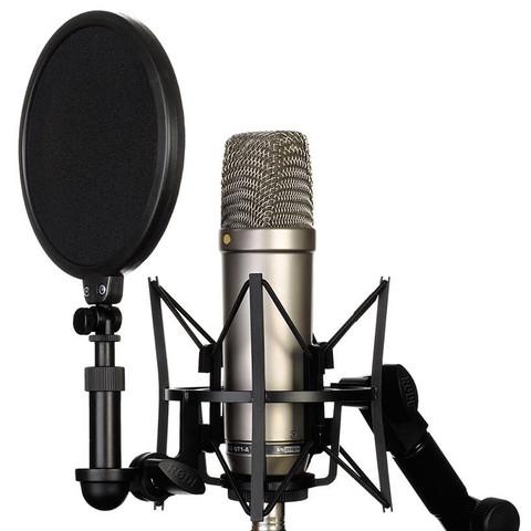 Rode NT1-A Mikrofon - (singen, Mischpult, Rode NT1-a)