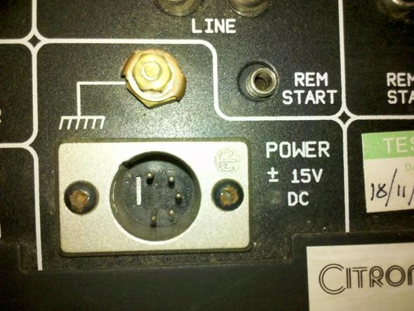 Der Anschluss - (Elektrik, Elektrotechnik, Anschluss)