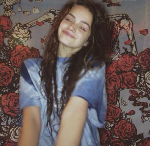 Mädchen  - (Fotografie, Licht, Hippie)