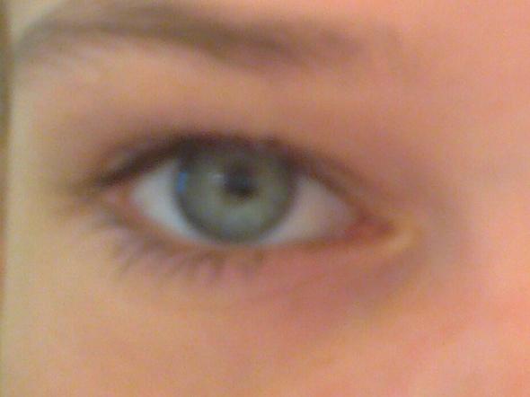 mein Auge - (Aussehen, schminken, in Situation)