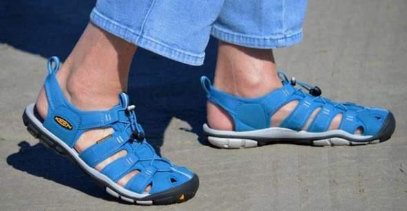 Mit 15 solche Schuhe tragen?