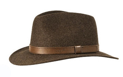 Gegebenenfalls einen Hut - (Schule, Anzug)