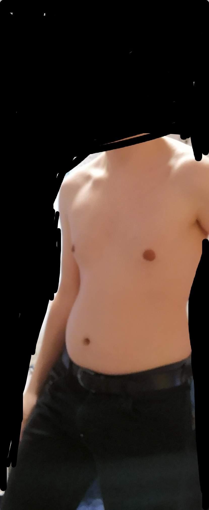 Nackt mutprobe gute frage Süße Gute