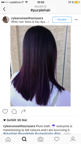 So in etwa.... - (Haare, Beauty, Färben)