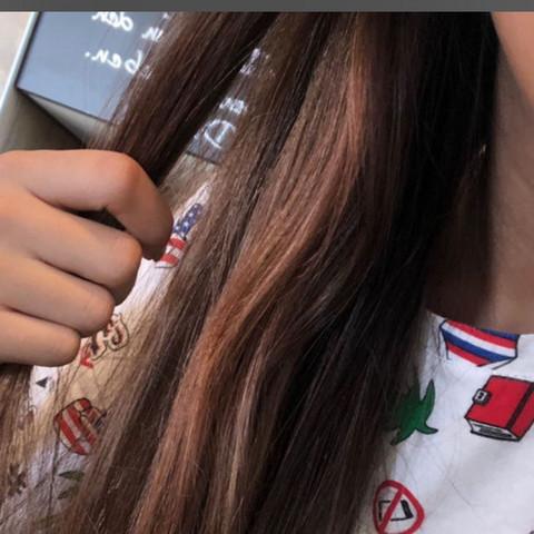 Mit Magma wurden meine Haare statt blond rot, kann man das mit Blondierung aufheben?