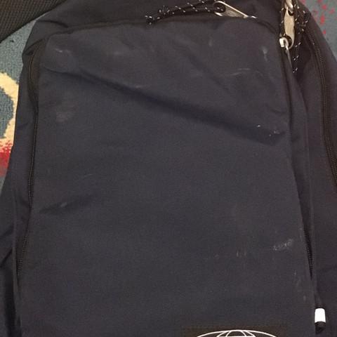 Flecken/Kratzer des Rucksacks - (Tasche, Flecken, Rucksack)