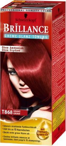 Haarfarbe conditioner mischen