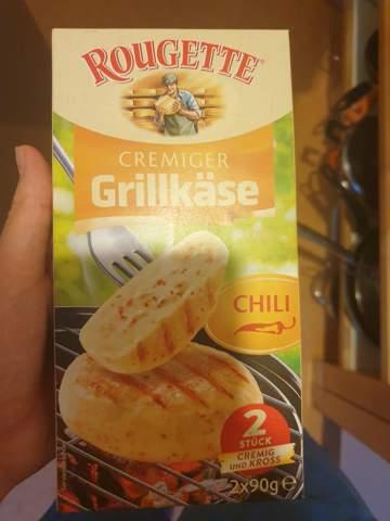Mit was isst man Grill Käse?