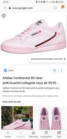 Mit was kann man pinke Adidas Schuhe kombinieren?