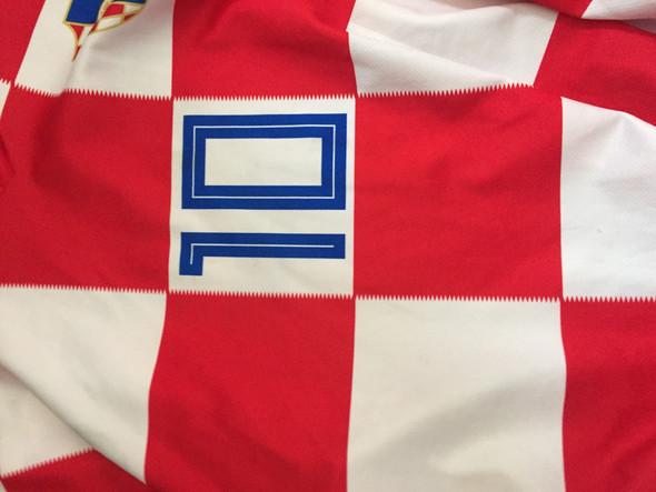 promo code aac36 83113 Mit was wäscht man ein rot weißes Trikot (Kroatien Trikot ...