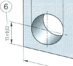 Mit welchem Messwerkzeug muss ich hier messen?