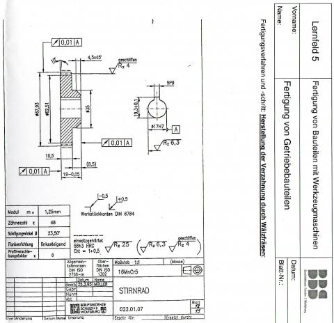 mit welchem programm kann ich einfach ein zahnrad in 3d. Black Bedroom Furniture Sets. Home Design Ideas