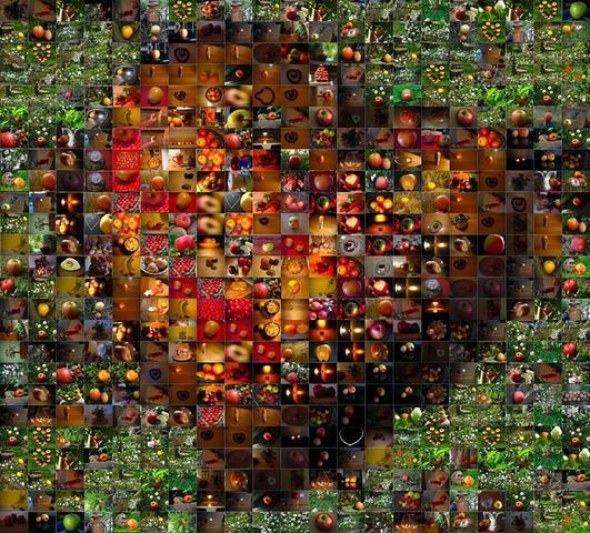 Mosaik - (Programm, Bildbearbeitungsprogramm)