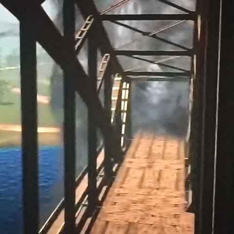 Sprengung einer Brücke - (Games, WW2, N24)