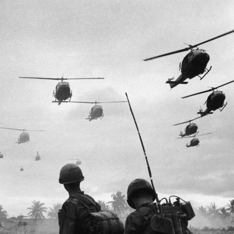 Vietnamkrieg  - (Krieg, Vietnam)