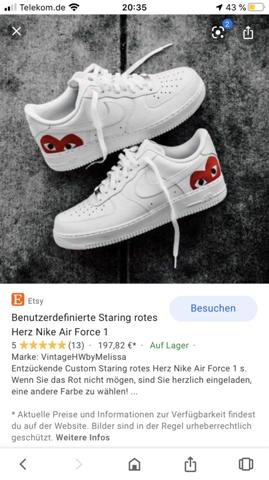 Mit welcher Farbe sneaker bemalen?