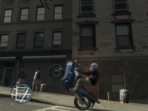 Beispiel - (PC-Spiele, GTA 5, Steuerung)
