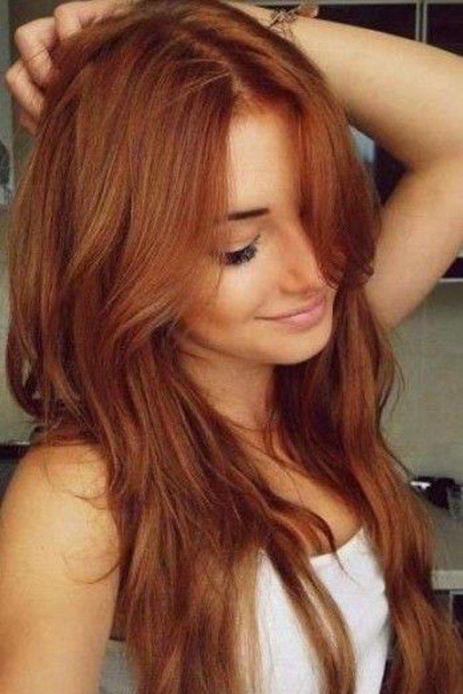 Mit Welcher Tönung Bekomme Ich Diesen Kupferton Hin Haare Farbe