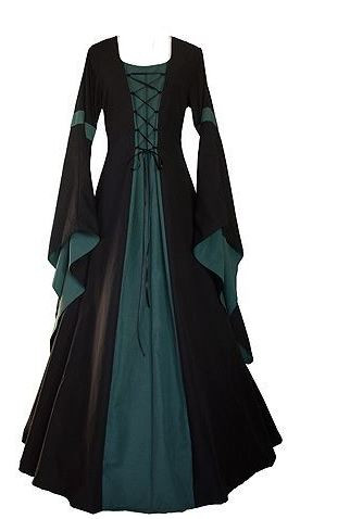 Mittelalter Kleid Schnittmuster? (Mode, kreativ, nähen)