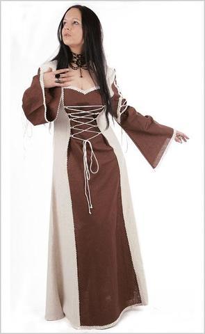 Mittelalterkleid selbst nähen - wie? (Freizeit, Mode)