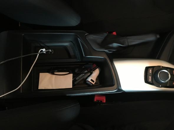 Keine Mittelarmlehne  - (BMW, Aufrüstung, Mittelarmlehne)