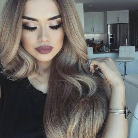 Haarfarben 2014 Die Trends Für Rote Blonde Und Braune Haare
