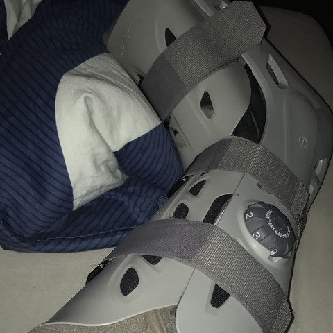 Aircast Walker  - (Füße, Beine, gebrochen..)