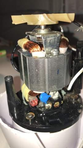 Mixermotor (DC) als Generator benutzen?