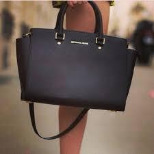 MK Selma - (Handtasche, michael-kors, mk)
