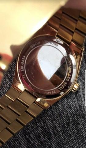 - (Uhr, Armbanduhr, michael-kors)