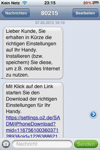 SMS - (Mobilfunk, Mobiles Internet, mobilcom)