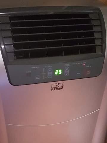 Mobile Klimaanlage geht nach einiger Zeit einfach aus?